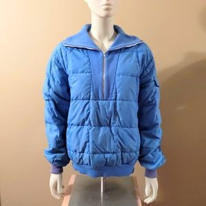 Vintage Blue Eddie Bauer Jacket
